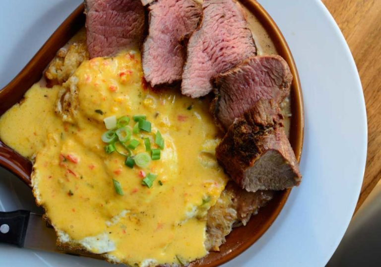 Brunch Steak and Eggs