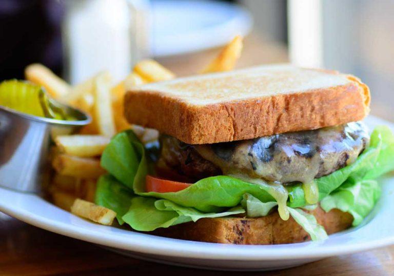 TMH Prime Burger